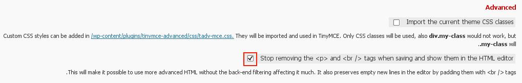 Stop Tag Remove!